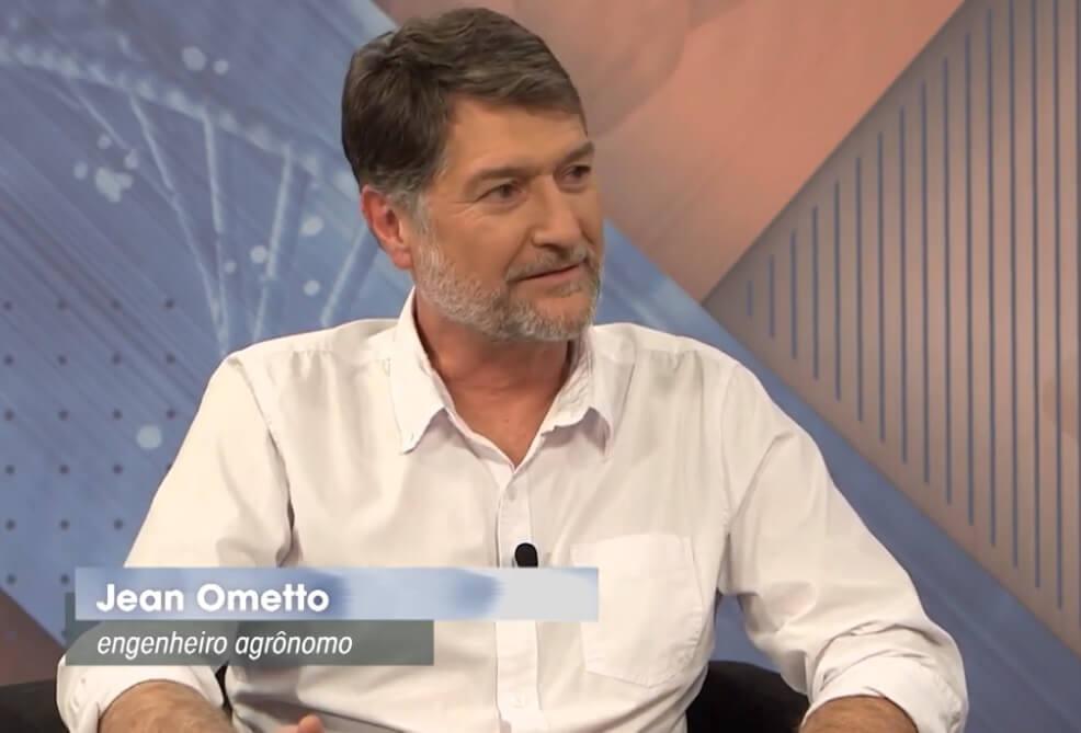 Entrevista do Dr. Jean Ometto (Coordenador do CCST) para o Canal Futura.